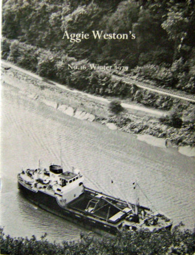London: Coracle Press, 1978. First edition. Paperback. Very Good. Issue number 16 of this conceptual...
