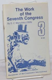 image of The work of the seventh congress
