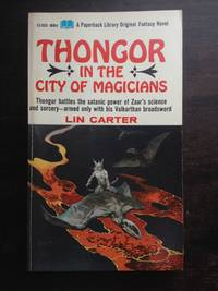 THONGOR IN THE CITY OF MAGICIANS