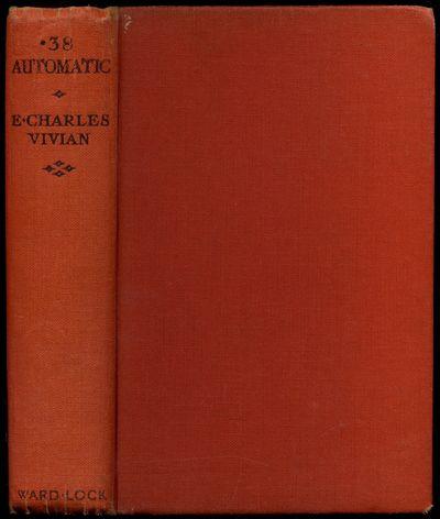 London: Ward, Lock & Co, 1937. Hardcover. Good. First edition. Orange cloth. Slight foxing, internal...
