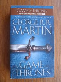 A Game of Thrones, A Clash of Kings, A Storm of Swords, A Feast for Crows, A Dance with Dragons