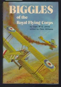 image of Biggles of the Royal Flying Corps