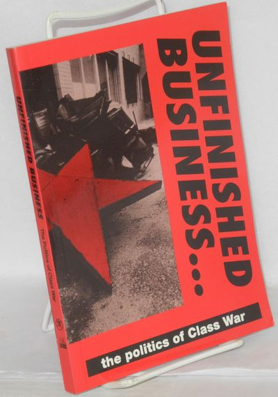 Stirling: The Class War Federation & A. K. Press, 1992. Paperback. 186p., introduction, appendix, ph...