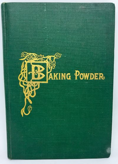 New York: The Spice Mill Publishing Company, 1906. Hardcover. Green boards, title and illustration i...