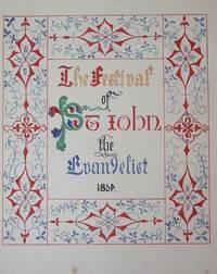 [Illuminated Manuscript]  The Festival of St. John the Evangelist