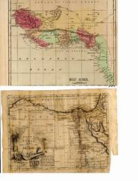 6 MAPS OF EGYPT AND AFRICA 1768- 1850 [LBC]