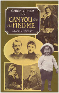 Can You Find Me: A Family History