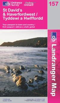 St.David's and Haverfordwest: Tyddewi a Hwlffordd (OS Landranger Map Series) by Ordnance Survey - Paperback - from World of Books Ltd and Biblio.com