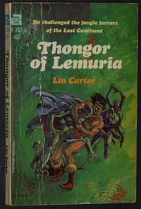 Thongor of Lemuria F-383
