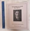 View Image 1 of 3 for Walker Evans in Print: An Illustrated Bibliography Inventory #181392