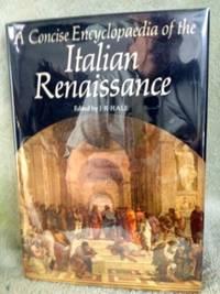 A Concise Encyclopedia of the Italian Renaissance