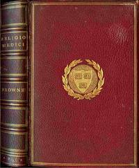 Religio Medici: a Letter to a Friend, Christian Morals, Urn-Burial,  and Other Papers by Browne, Thomas, Sir - 1862