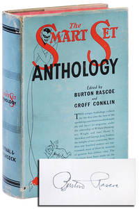 THE SMART SET ANTHOLOGY - SIGNED