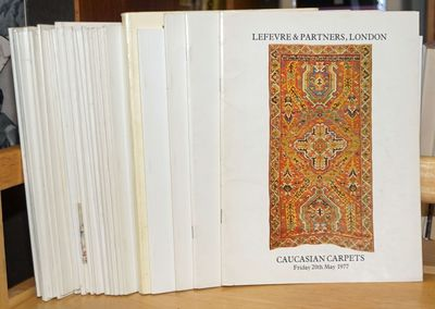 London: Lefevre & Partners (Auctioneers) Ltd, 1985. Paperback. Twenty-six catalogs from the London b...