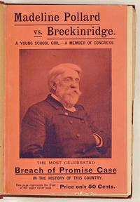 The Celebrated Trial, Madeline Pollard vs. Breckinridge