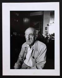 Portrait photographique de André Dhôtel par Bruno de Monès