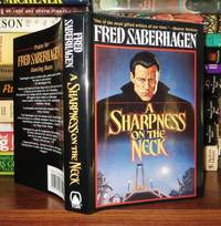 A SHARPNESS ON THE NECK by  Fred Saberhagen - First Edition; First Printing - 1996 - from Rare Book Cellar (SKU: 57563)