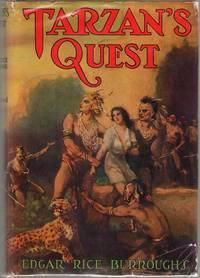 image of Tarzan's Quest