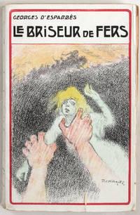 Le Briseur de fers. Invasion du général Humbert en Irlande, chant bardique. Couverture en couleurs de Widhopff.