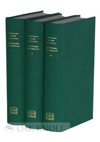 (Storrs-Mansfield: Maurizio Martino, 1996. cloth. Travel. 8vo. cloth. lxviii,637; 644; 659 pages. 3 ...