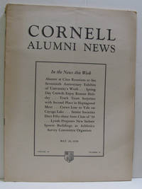 CORNELL ALUMNI NEWS, VOLUME 40, NUMBER 30, MAY 26, 1938