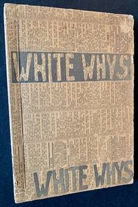 White Whys/White Whys (Handmade 1960s Book Addressing Race Relations)