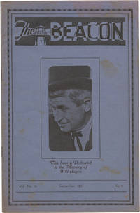 THE BEACON : Vol. No. 14 : September, 1935 : No. 9 [cover] by [Prisoner-run Periodical] - Paperback - First Edition - 1935 - from W. C. Baker Rare Books & Ephemera (SKU: 833)