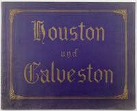 Houston and Galveston [cover title]