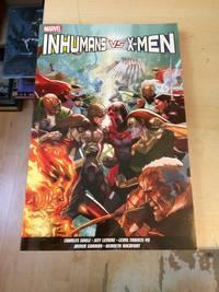 image of Inhumans vs X-Men
