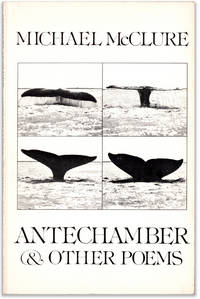 image of Antechamber_Other Poems.