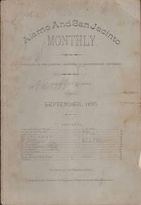 Alamo And San Jacinto Monthly