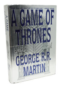 A Game of Thrones by George R.R. Martin - First Edition - 1996 - from 1st Editions and Antiquarian Books, ABA, IOBA and Biblio.com