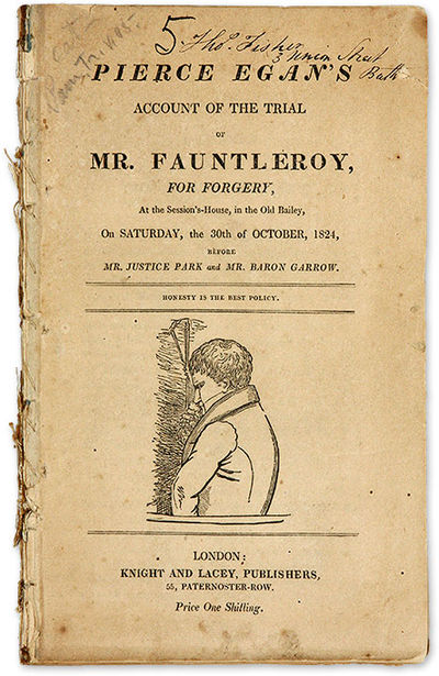 1824. London: Knight and Lacey, Publishers, . London: Knight and Lacey, Publishers, . One of the Las...