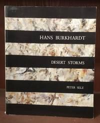 HANS BURKHARDT. DESERT STORMS