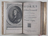 The Works of Sr William Davenant Kt [SIGNED BY THE AUTHOR / EUGENE FIELD'S COPY]