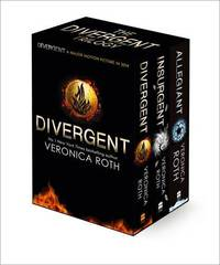 Divergent Trilogy boxed Set (books 1-3)