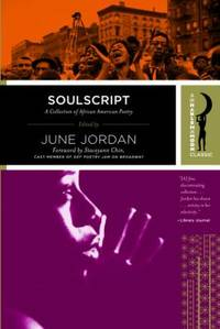 image of Soulscript : A Collection of Classic African American Poetry