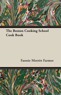 image of The Boston Cooking School Cook Book
