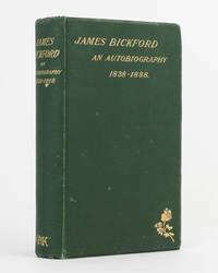 An Autobiography of Christian Labour in the West Indies, Demerara, Victoria, New South Wales, and South Australia, 1838-1888