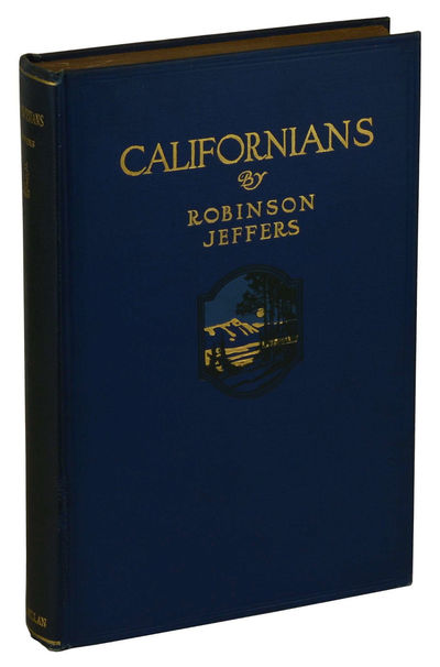 New York: The Macmillan Company, 1916. First Edition. Hardcover. Very Good. First edition, first pri...