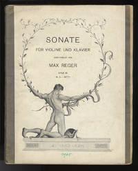[Op. 84]. Sonate in Fis-moll für Violine und Klavier [Score and part]