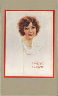 Portrait of Madge Bellamy for Fox Films