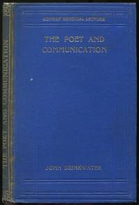 Conway Memorial Lecture: The Poet and Communication