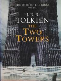 image of THE TWO TOWERS - illustrated edition