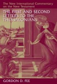 image of The First and Second Letters to the Thessalonians (The New International Commentary on the New Testament)