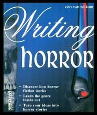 image of WRITING HORROR
