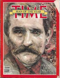 Time Magazine Man-of-the-Year Issue - January 2, 1982 Poland\'s Lech Walesa