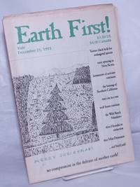 image of Earth First! The Radical Environmental Journal. Yule 1993, December 21. Vol. XIV, No. II