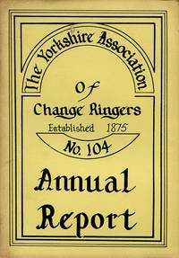 image of Yorkshire Association of Change Ringers: 104th Annual Report  1979