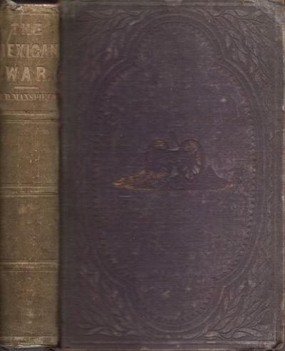 New York: A. S. Barnes, 1858. Tenth Edition. Hardcover. Fair. 12mo. , iv, 5-365 pages, pages adverti...